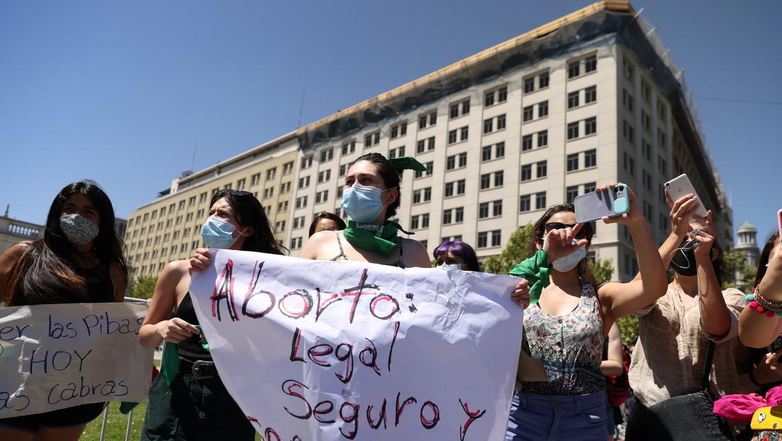Se alarga el debate en comisiones y proponen más plazo para el dictamen: ¿cómo va el proyecto para la despenalización del aborto en Chile?