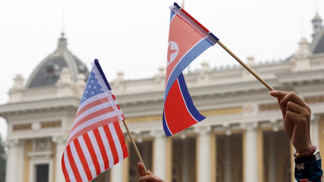 """Corea del Norte advierte que renunciará a mantener cualquier contacto con EE.UU. a menos que Washington renuncie a su """"política hostil"""""""