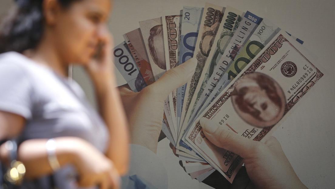 India se convierte en el cuarto mayor poseedor de divisas del mundo