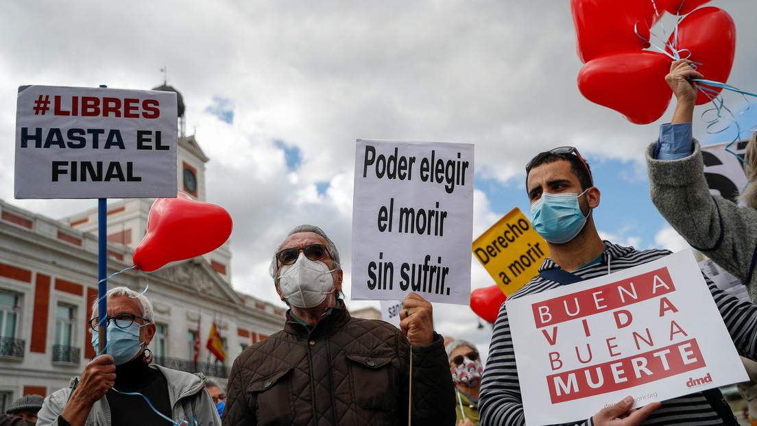 España aprueba la ley de eutanasia y se convierte en el séptimo país del mundo donde es legal