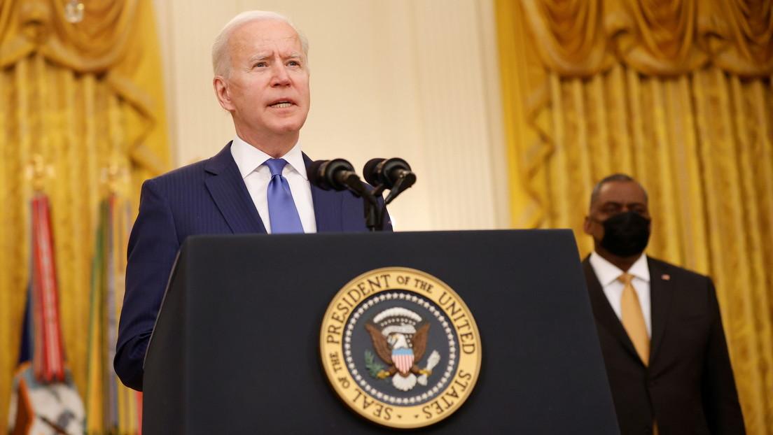 Putin se muestra dispuesto a conversar con Biden 'online'