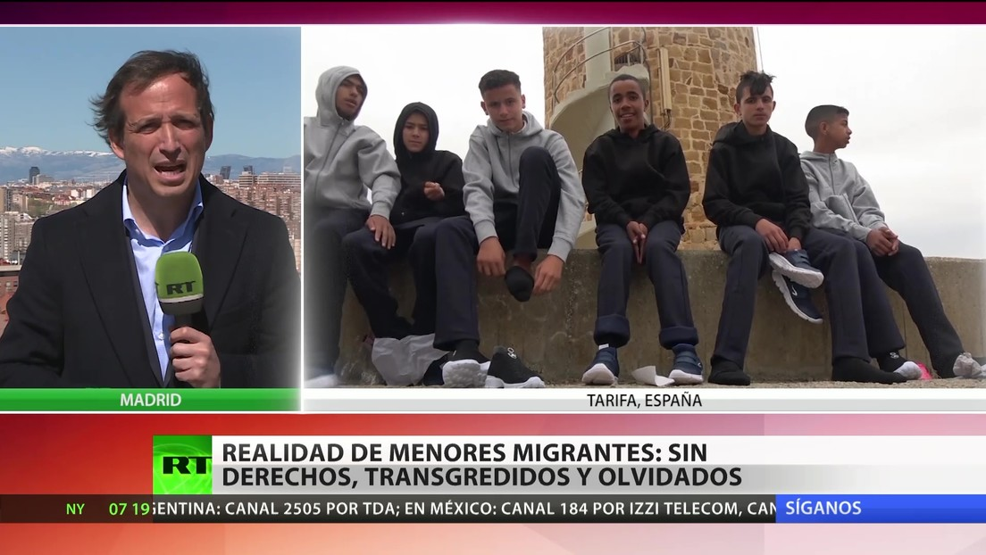 La realidad de menores migrantes en España: Sin derechos, transgredidos y olvidados
