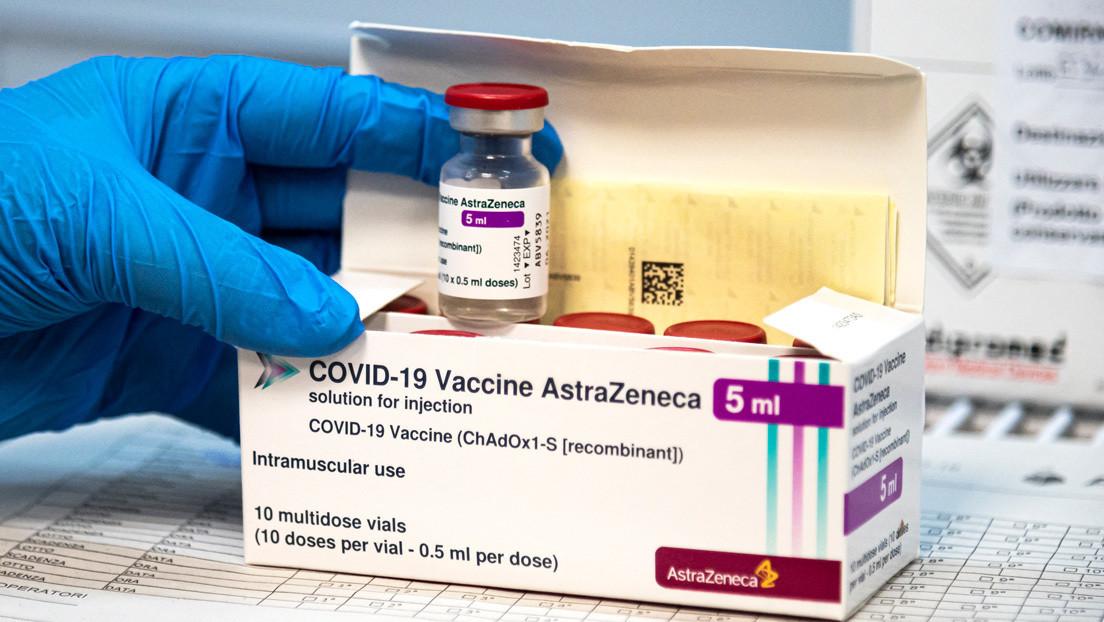 La OMS no encuentra un vínculo entre la formación de trombosis y la vacuna AstraZeneca