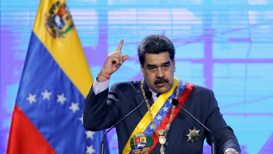 """Maduro anuncia que Venezuela afronta una segunda ola de coronavirus y apunta a la variante brasileña como causa """"fundamental"""""""