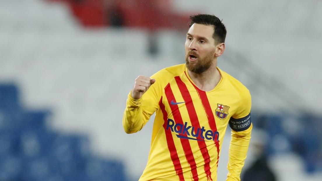 """""""Leyenda absoluta"""": Messi ya es el futbolista que más partidos ha jugado con el Barcelona"""