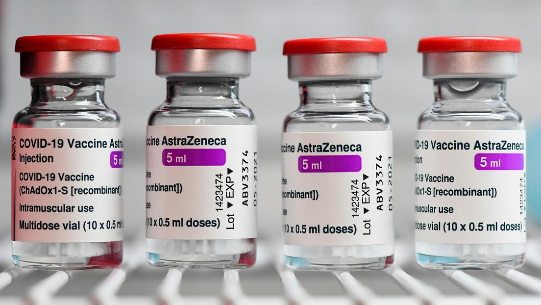 Estudio de vacuna de AstraZeneca en EE.UU., Chile y Perú muestra eficacia del 79% contra el covid-19 sintomático y del 100% contra sus formas graves