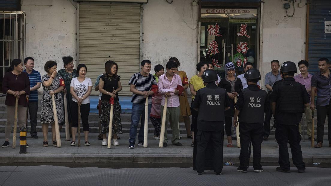 EE.UU., Canadá, Reino Unido y la UE imponen sanciones contra ciudadanos chinos en relación a supuestas violaciones de derechos humanos de la población
