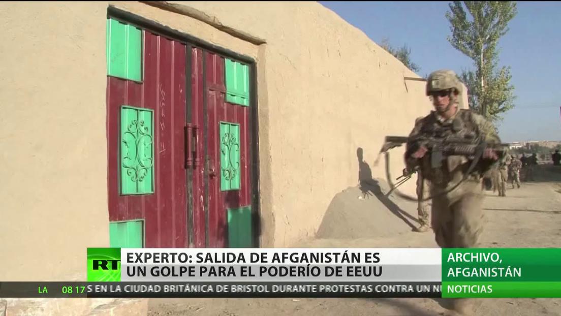 El jefe del Pentágono visita Afganistán entre incógnitas por la salida de EE.UU.
