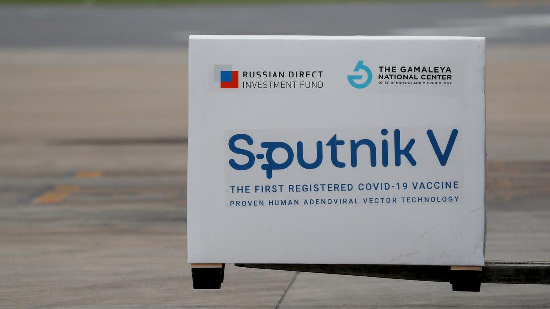 Llega a Argentina el octavo vuelo desde Rusia con 500.000 vacunas Sputnik V contra el coronavirus