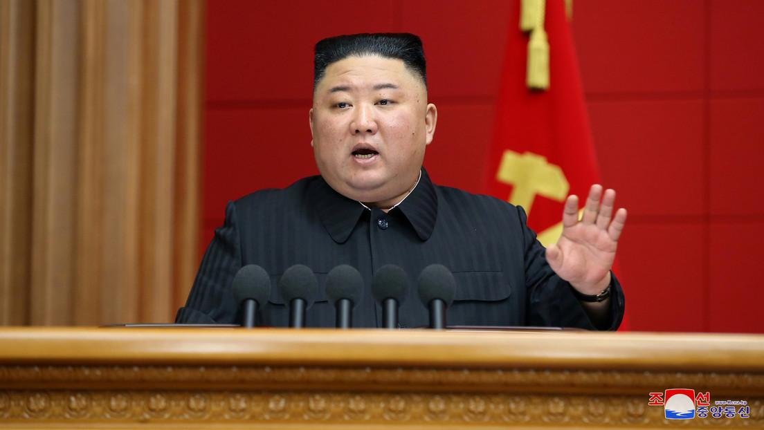 Kim Jong-un responde a un mensaje del presidente chino, Xi Jinping