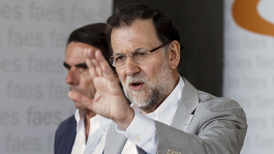 Los expresidentes españoles Rajoy y Aznar comparecen como testigos ante un tribunal por los supuestos sobresueldos en su partido