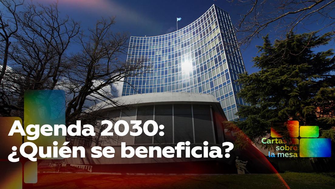 Agenda 2030: ¿Quién se beneficia?