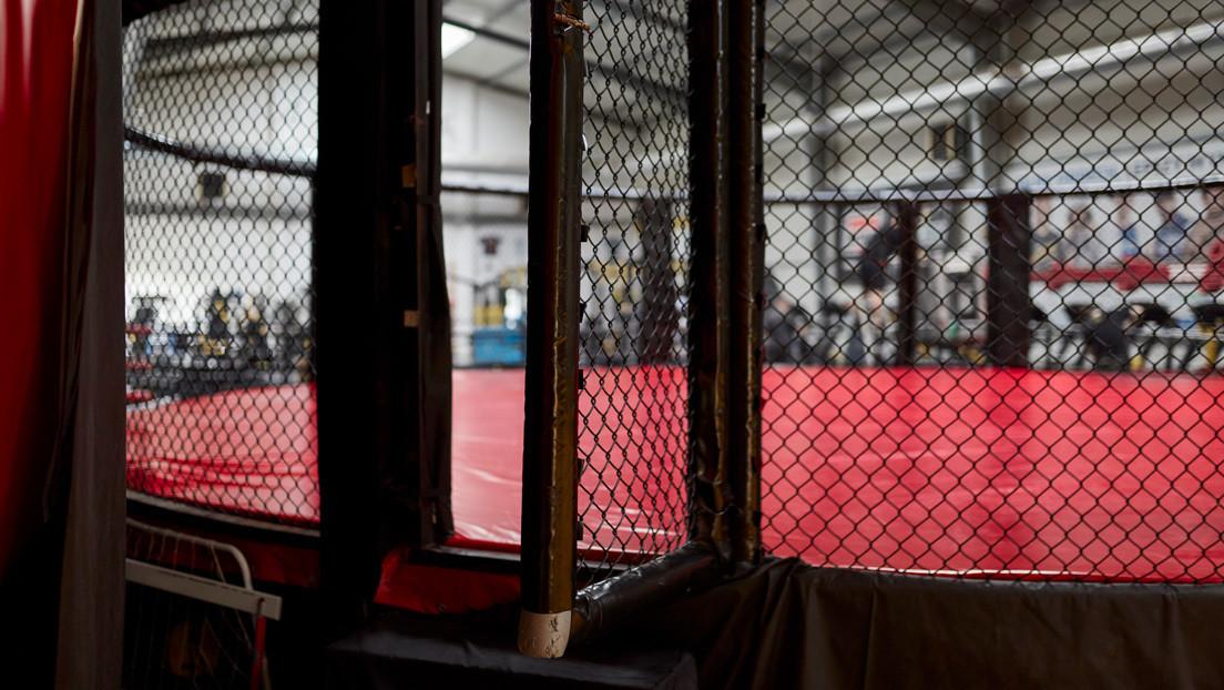 VIDEOS: Un hombre dispara en medio del público en un evento de MMA