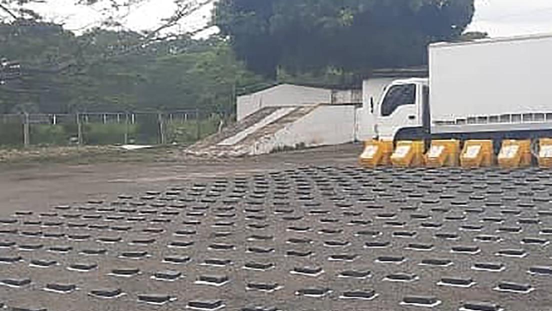 Venezuela incauta casi media tonelada de cocaína en un punto fronterizo con Colombia