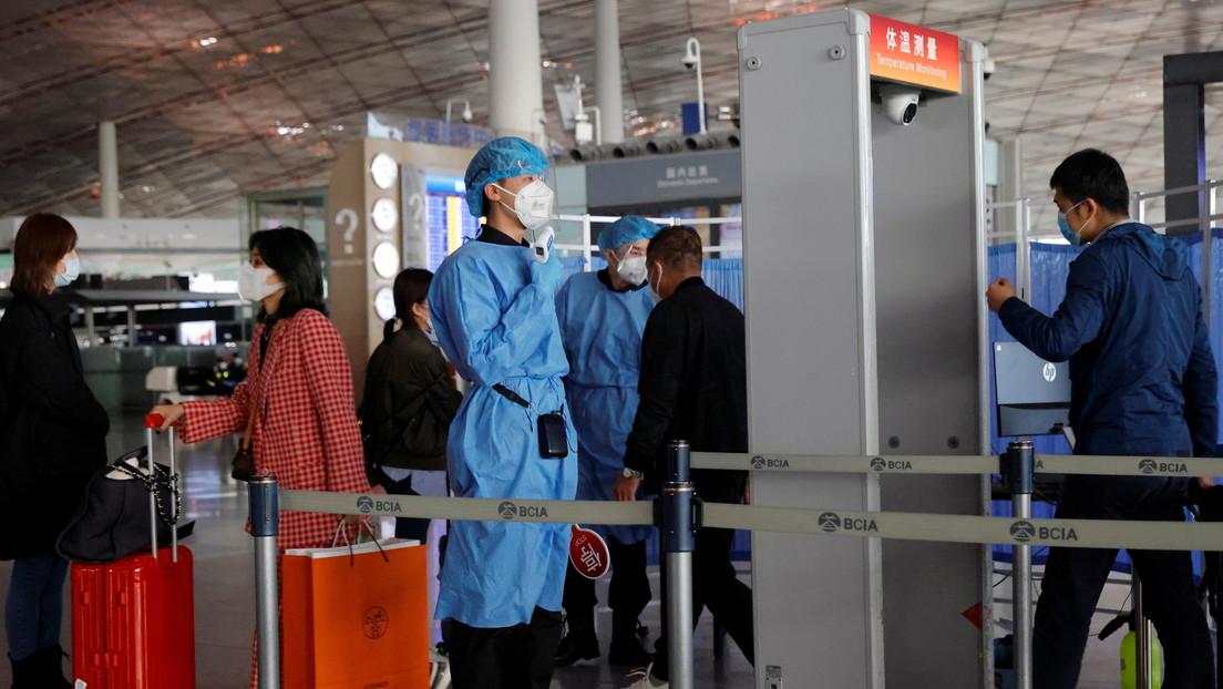 China dice que las sanciones unilaterales de EE.UU. facilitaron la propagación del coronavirus en el mundo