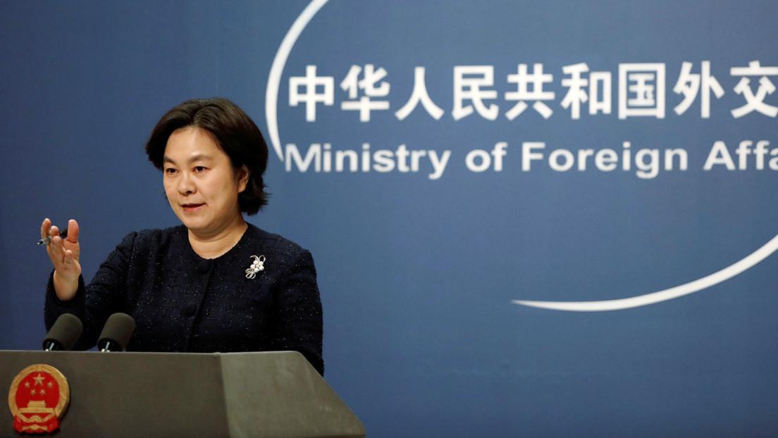 """Pekín: """"Los que subestiman nuestra determinación a defender nuestra dignidad e intereses nacionales tendrán que pagar un precio por su arrogancia"""""""