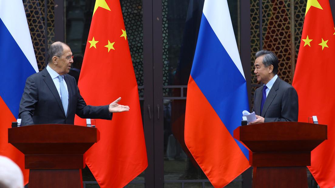 Visita de Lavrov a China: Moscú y Pekín acercan posiciones ante el distanciamiento de Occidente y presentan su visión del mundo