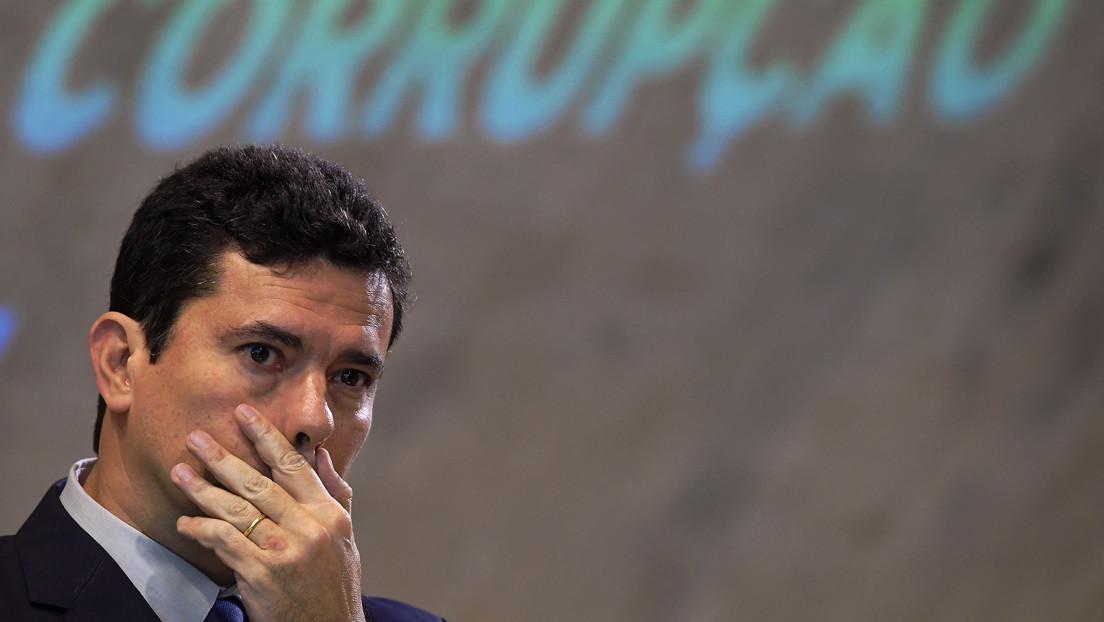 """El exjuez Sergio Moro dice tener """"absoluta tranquilidad"""" con sus decisiones, después que el Supremo le considerase parcial en el caso Lula"""
