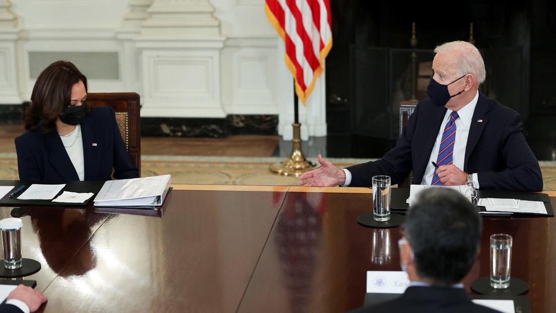 Biden pide a Kamala Harris coordinar los esfuerzos para frenar el flujo migratorio desde Centroamérica