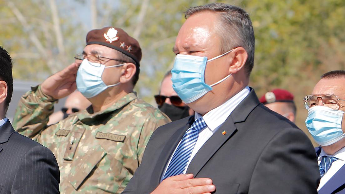 El ministro de Defensa rumano publica accidentalmente datos clasificados en Facebook