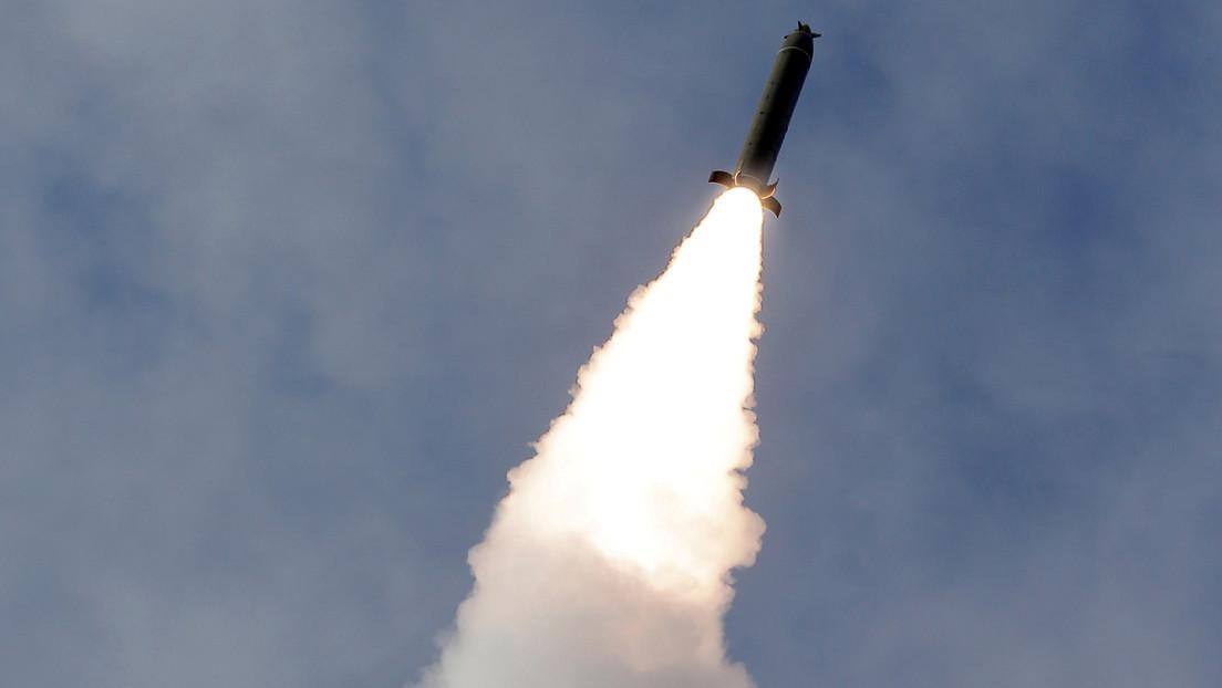 La Guardia Costera de Japón afirma que dos misiles balísticos pueden haber sido lanzados desde Corea del Norte
