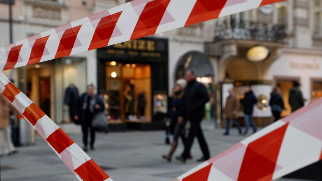 Tiendas y otros establecimientos pedirán en Austria pruebas negativas de coronavirus para dejar entrar