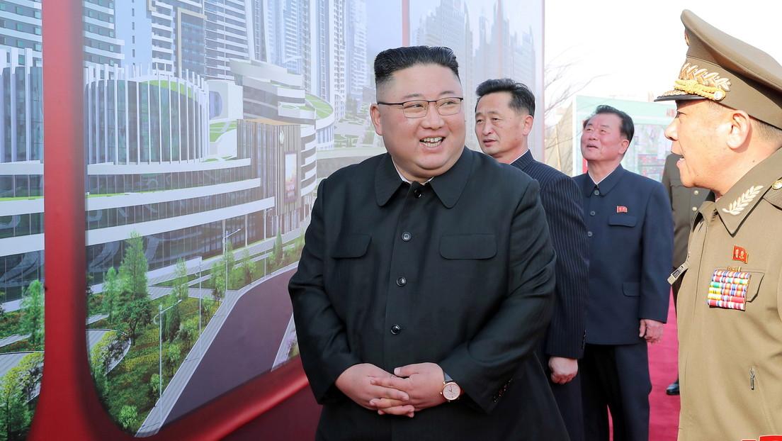 Corea del Norte lanza al menos 2 misiles balísticos. Es el segundo lanzamiento en una semana y el primero de este tipo desde que Biden asumió el cargo