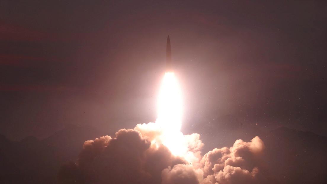 El Pentágono reacciona a los lanzamientos de misiles balísticos por parte de Pionyang
