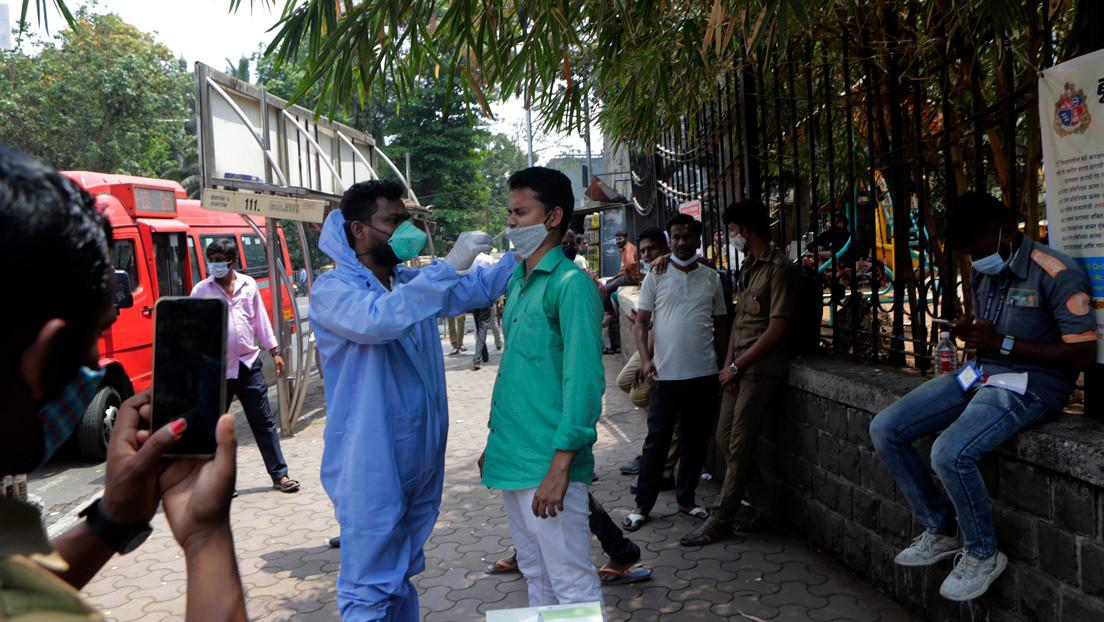 "La India descubre un ""mutante doble"" del coronavirus que parece ser únicamente local"