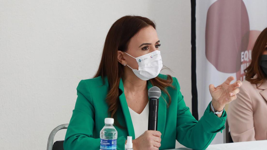 Escándalo en México: una candidata a gobernadora niega un encuentro con el líder de la secta NXIVM y un video la desmiente