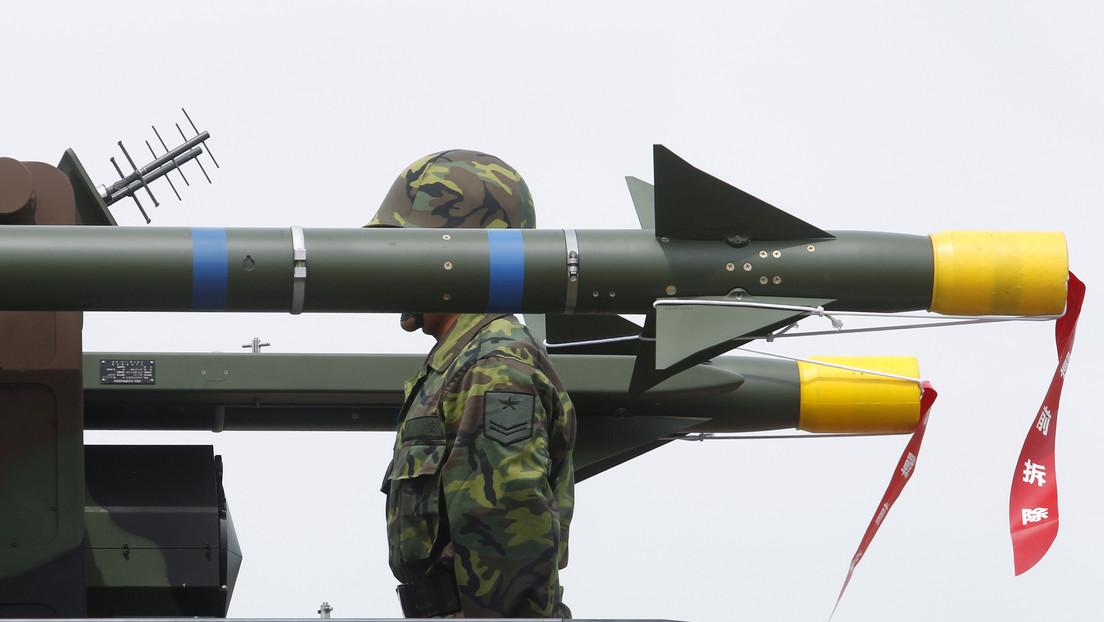 Taiwán anuncia que ha comenzado la producción en masa de misiles de largo alcance