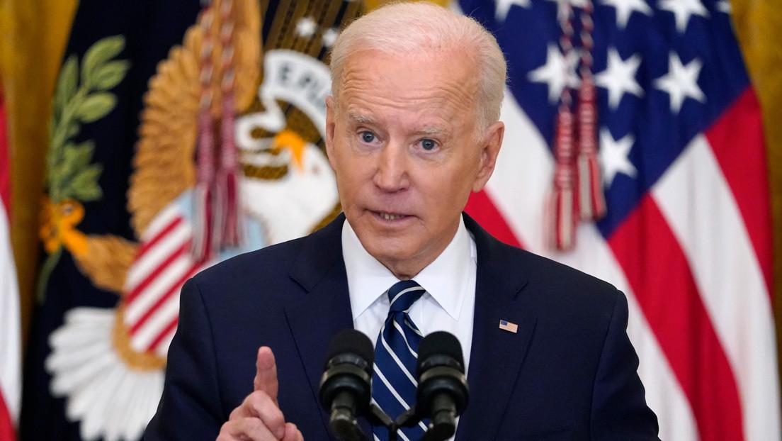 Biden dice que México se niega a recibir a las familias migrantes que EE.UU. deporta