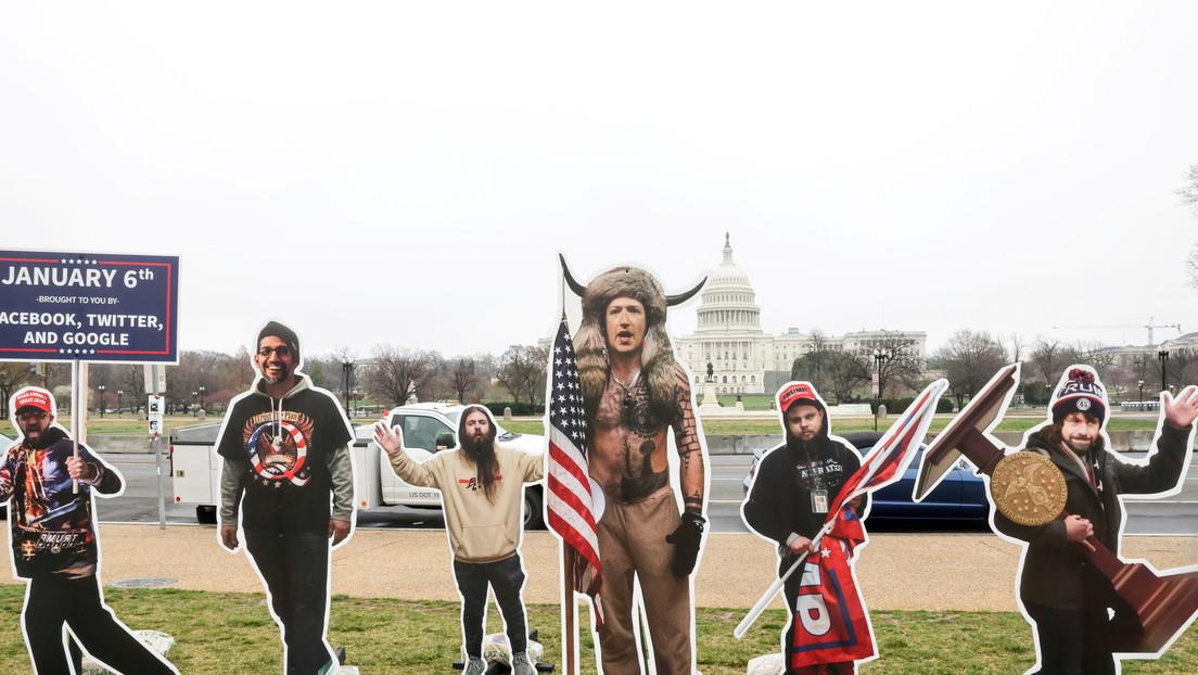 Critican a Facebook, Google y Twitter por su papel en el asalto al Capitolio de EE.UU.