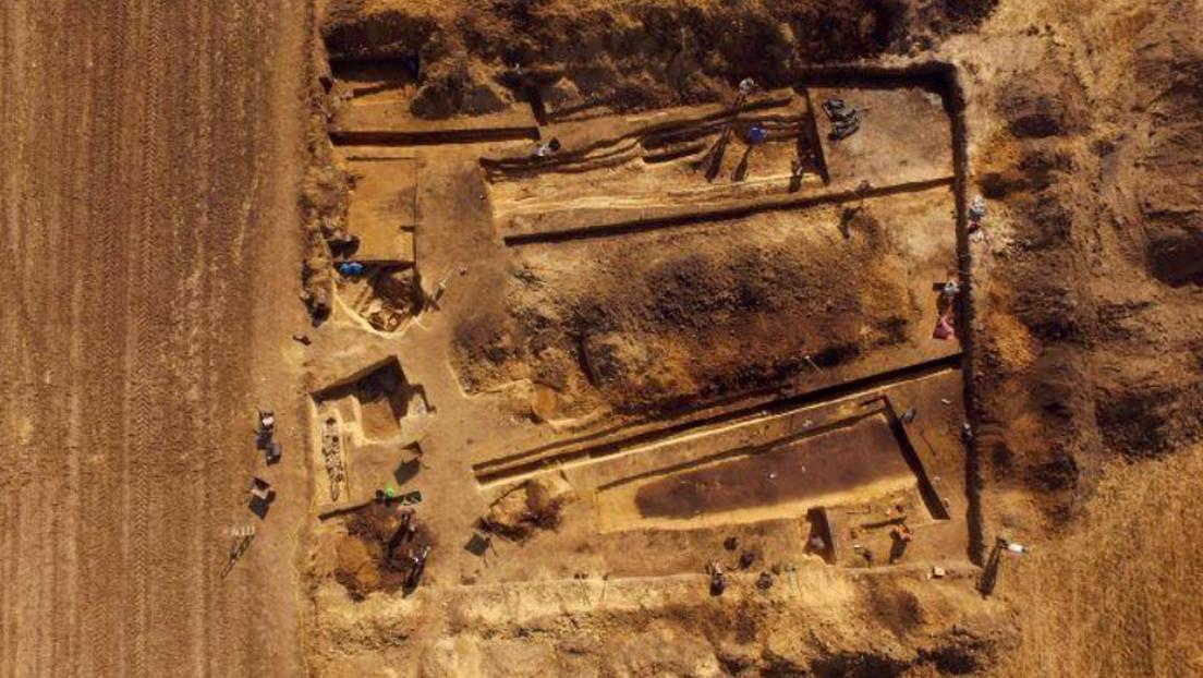 Desentierran en Polonia unas insólitas tumbas neolíticas de hace 5.500 años, halladas por casualidad