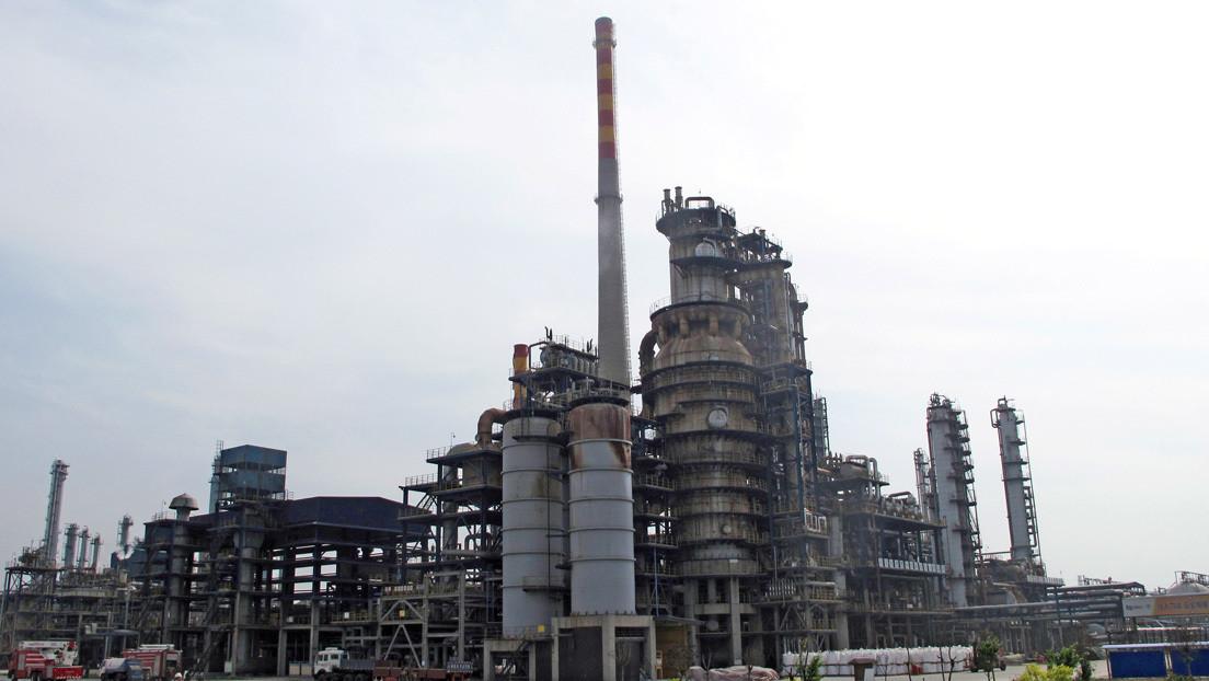 China reemplaza a EE.UU. como la mayor refinería del mundo en plena pandemia