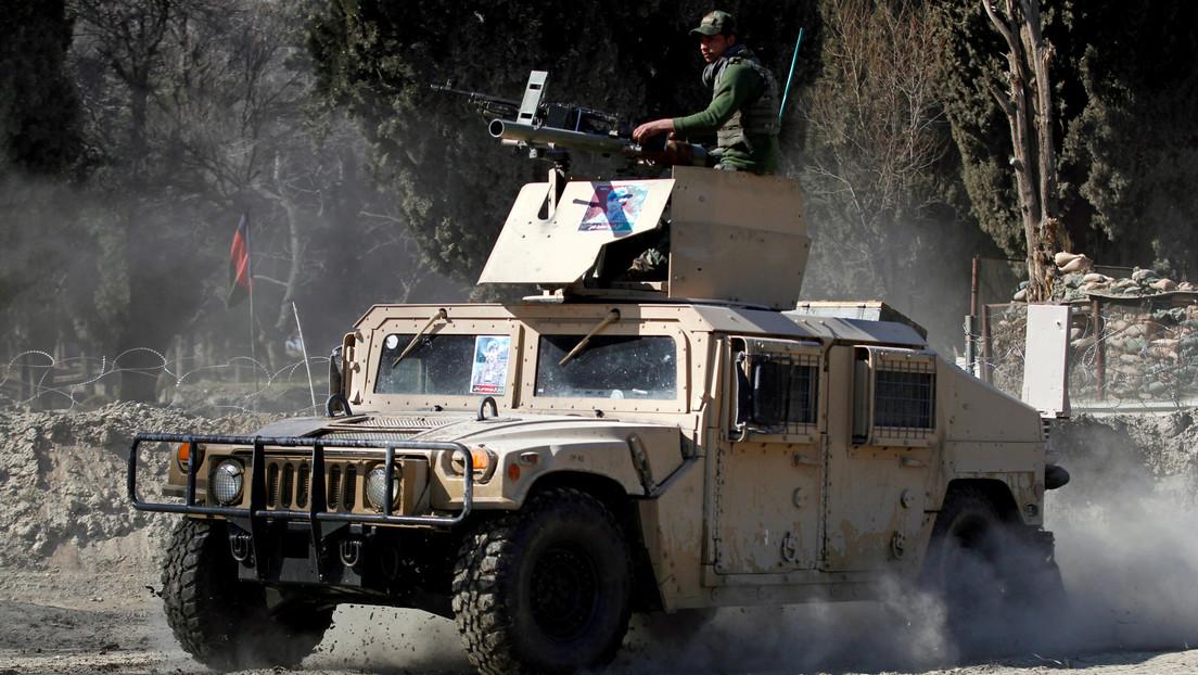 Los talibanes amenazan con atacar a tropas extranjeras en Afganistán si no se retiran para el 1 de mayo
