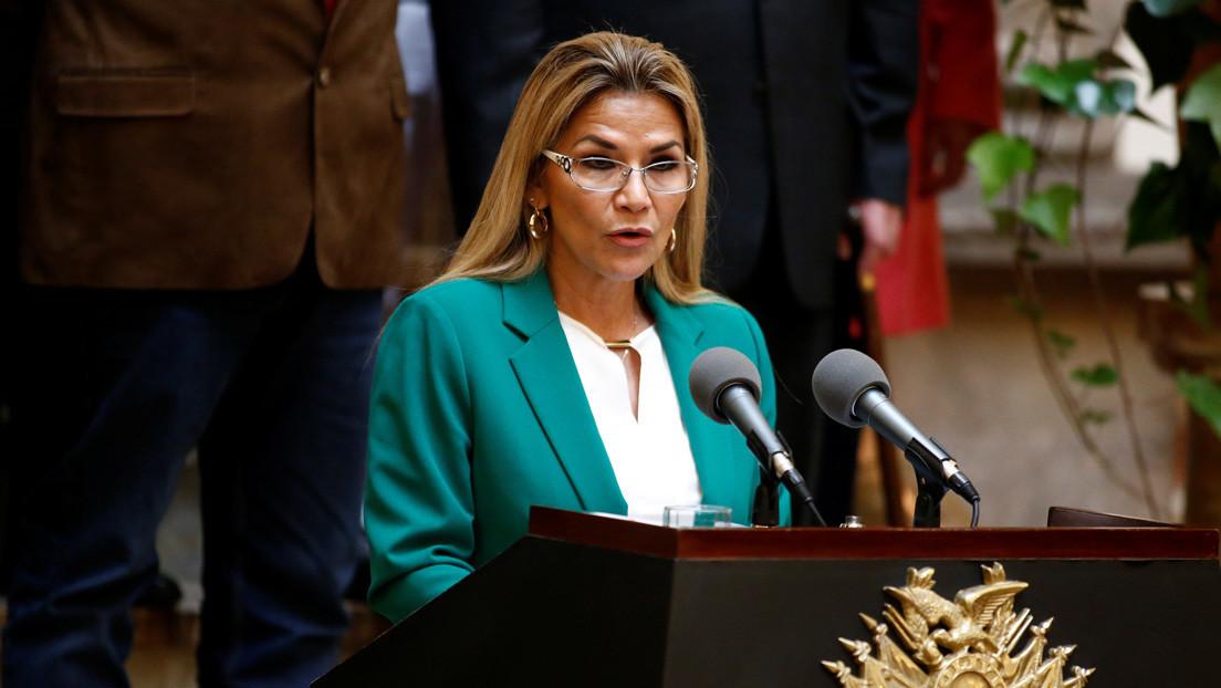 Tribunal de Bolivia rechaza el recurso que interpusieron Jeanine Áñez y dos exministros de facto para ser procesados en libertad