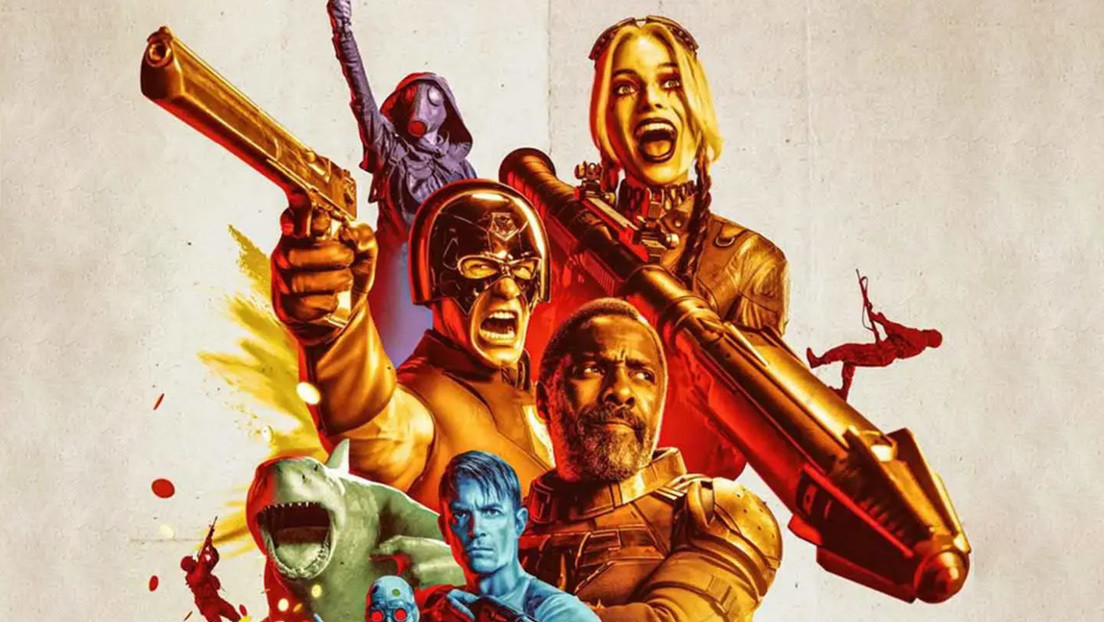 VIDEO: Primer tráiler de 'The Suicide Squad', la nueva y renovada cinta de villanos de DC dirigida por James Gunn