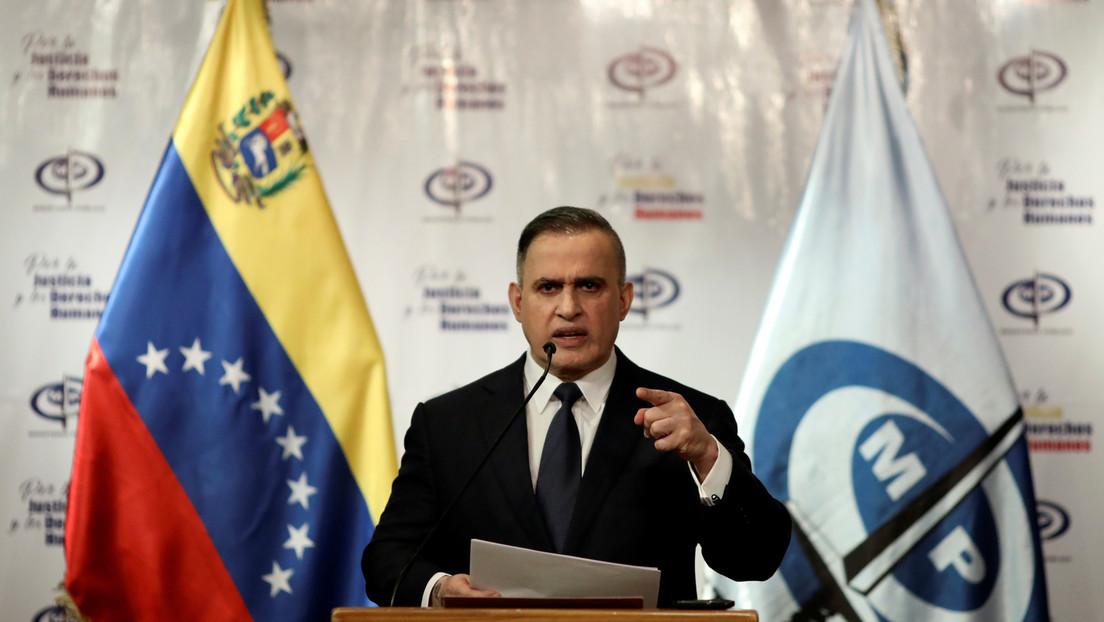 Fiscalía venezolana investiga los hechos de violencia registrados esta semana en un estado fronterizo con Colombia