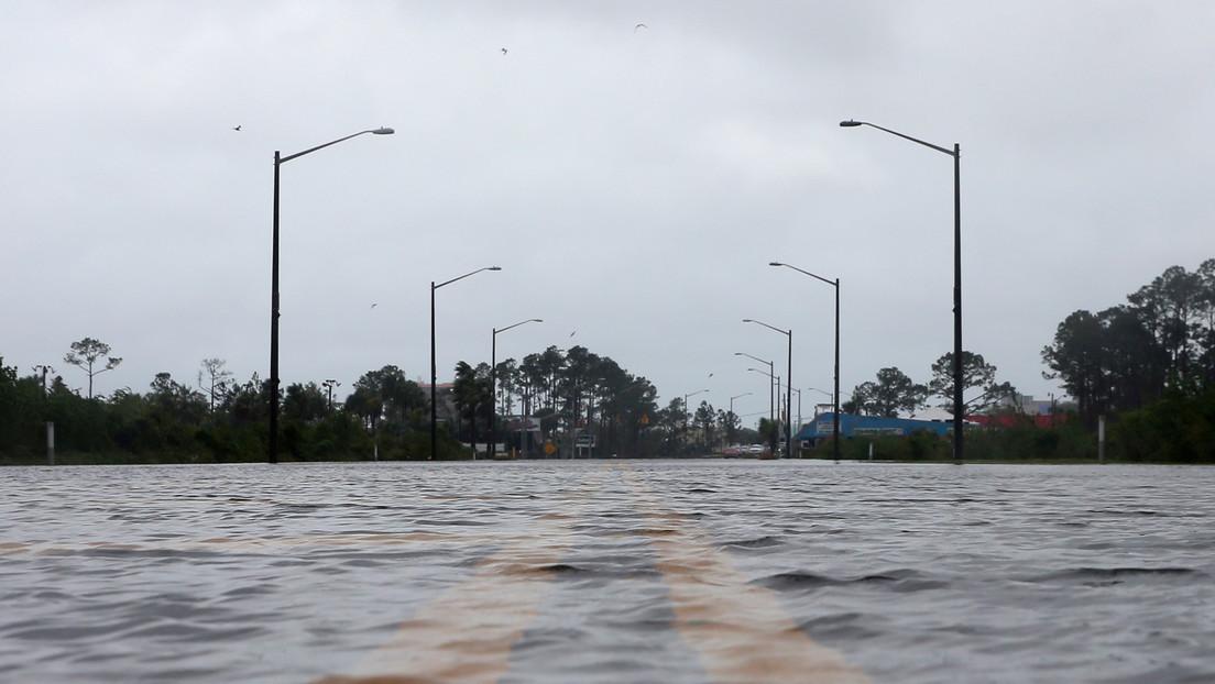 El aumento del nivel del mar en el siglo XX fue el más rápido en 2.000 años en gran parte de la costa atlántica de EE.UU.