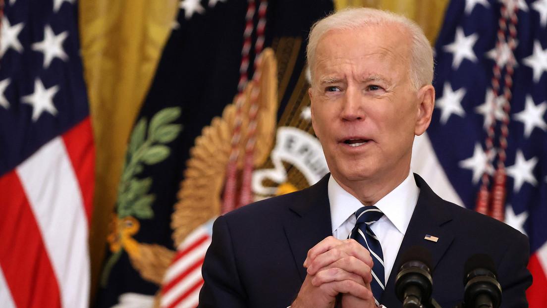 Joe Biden propone que Occidente lance una alternativa a la iniciativa del Cinturón y Ruta de la Seda promovida por China