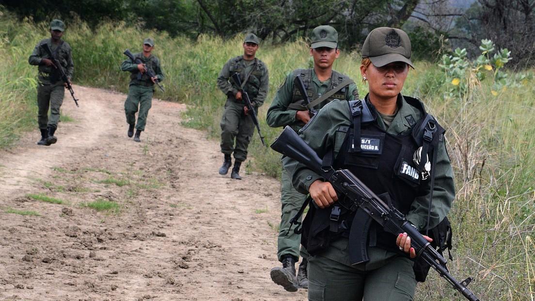 Ejército venezolano abate a 6 miembros de grupos irregulares armados colombianos en su territorio