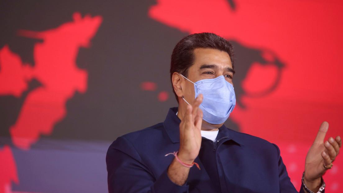 """Maduro ofrece """"petróleo por vacunas"""" contra el coronavirus para Venezuela"""
