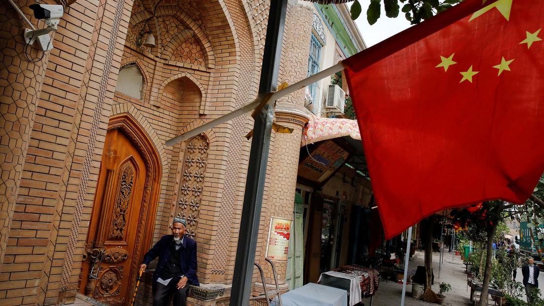 China dice que EE.UU., el Reino Unido, la UE y Canadá buscan desestabilizar a Pekín