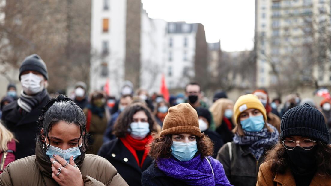 """Una política francesa sugiere que los blancos deben """"guardar silencio"""" cuando las personas de color discuten sobre racismo y desata una polémica"""