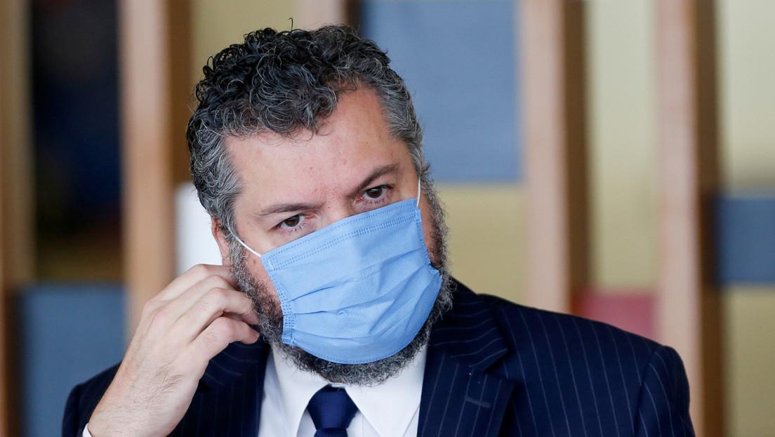 El ministro de Exteriores de Brasil presenta su dimisión tras las presiones por su gestión durante la pandemia