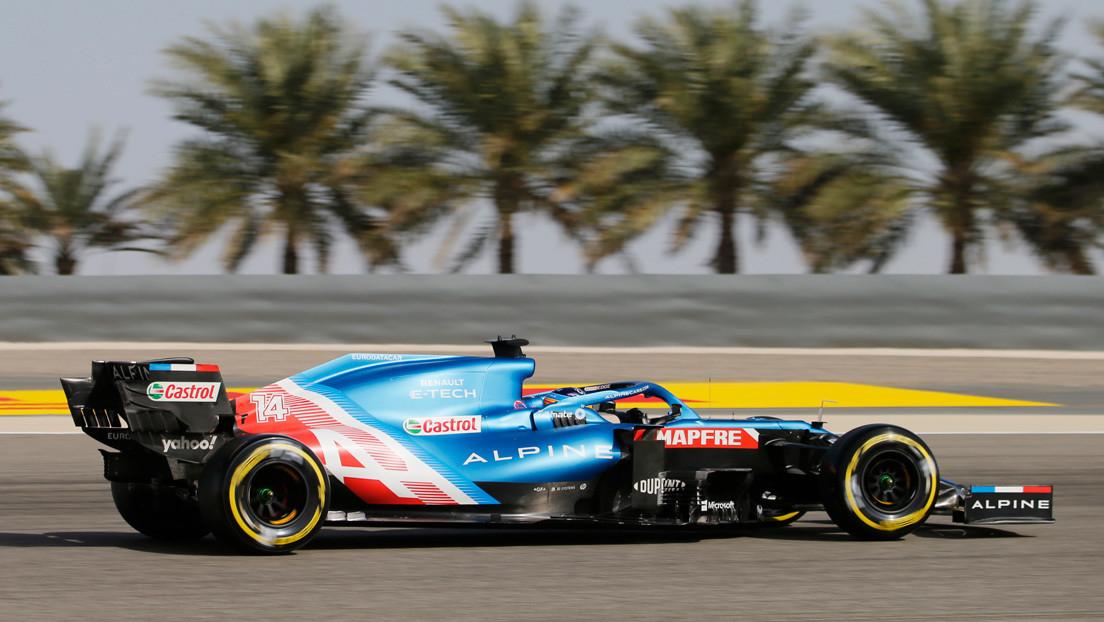 Fernando Alonso abandona su carrera de regreso a la F1 debido a un insólito objeto que causó problemas en su coche