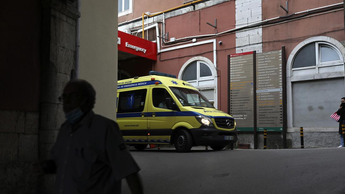 Un fugitivo de la mafia italiana es arrestado en un hospital anticovid en Lisboa