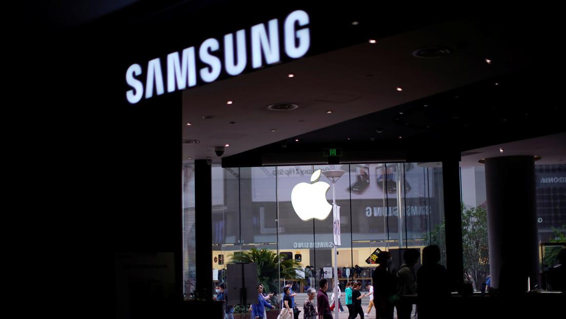 Samsung recupera el trono en ventas de teléfonos inteligentes tras superar a Apple