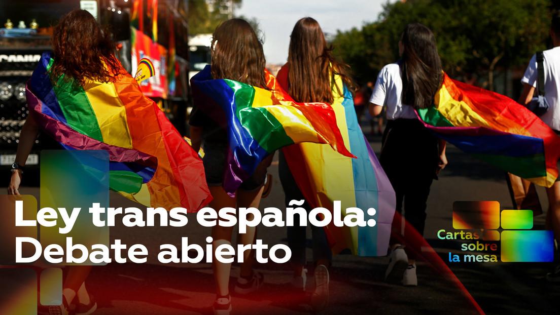 Ley Trans española: debate abierto